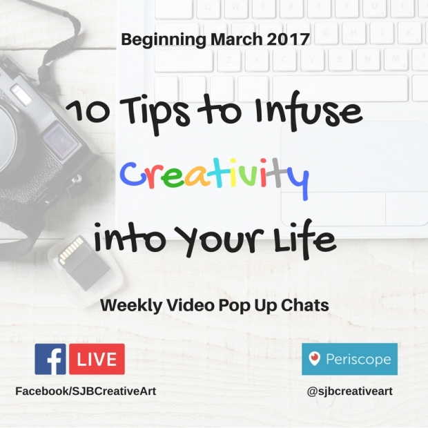 10-tips-to-infuse-creativityinto-your-life