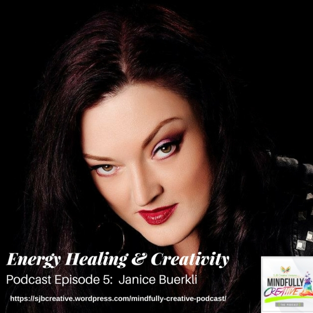 Energy Healing & Creativity