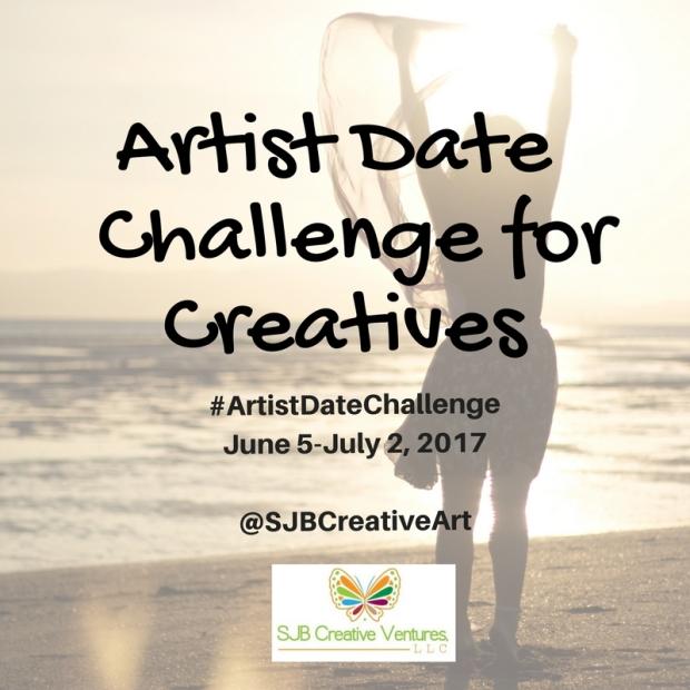 Artist Date ChallengeRev