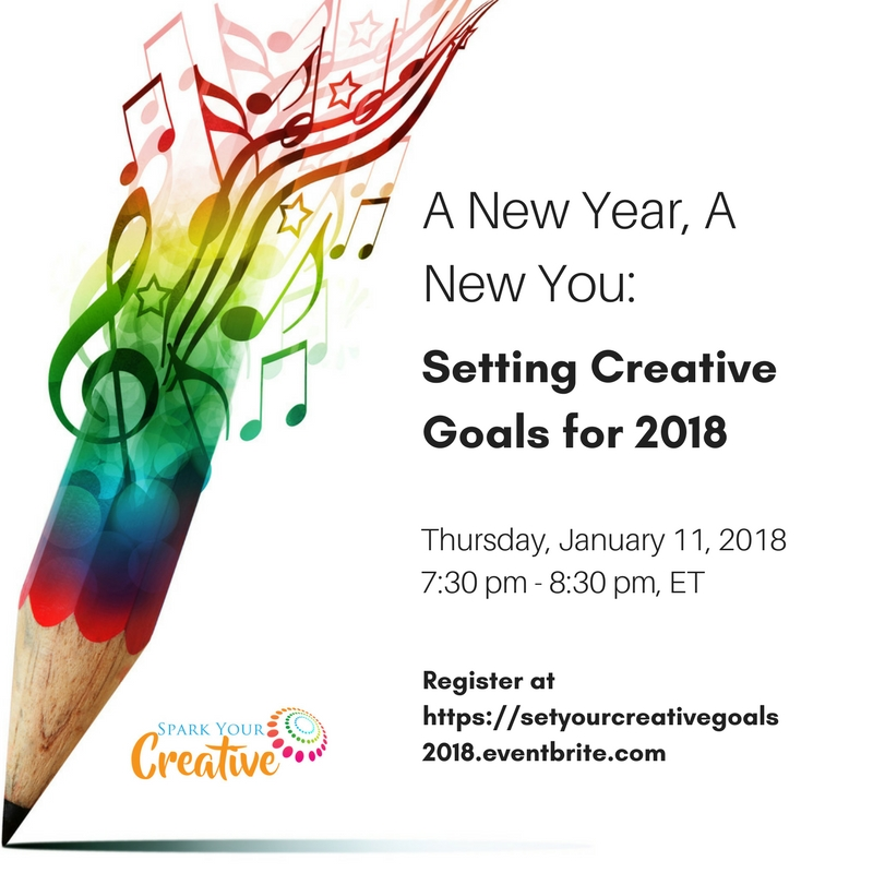 Webinar 3 - Creative Goals